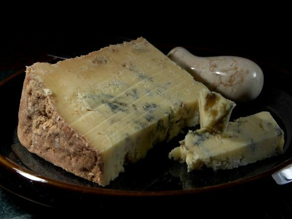 Dorset Blue Cheese PGI. Foto № 1