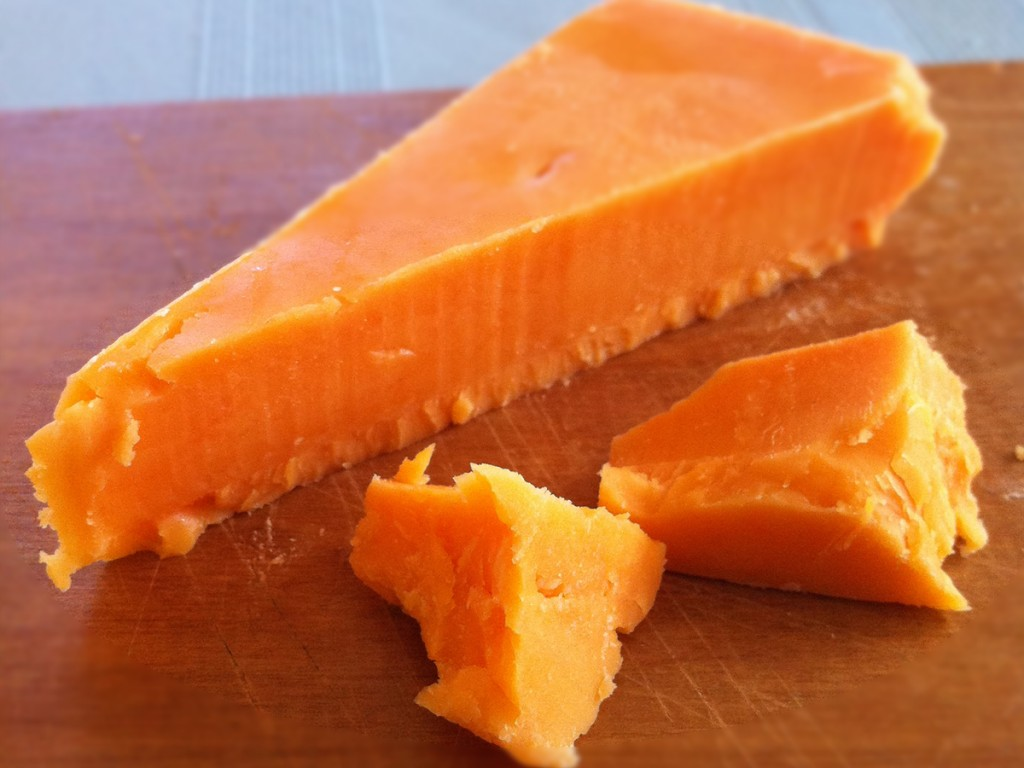 Red Leicester. Foto № 1