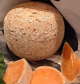 Dutch Mimolette. Foto  № 2